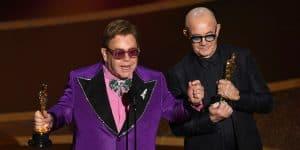 Elton John and Bernie Taupin win Oscar