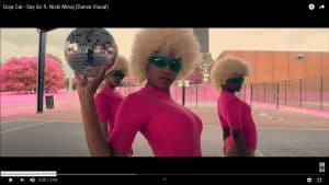 """Say So ft. Nicki Minaj"" dance visual video"