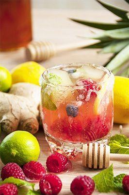 Healthy Infused Water